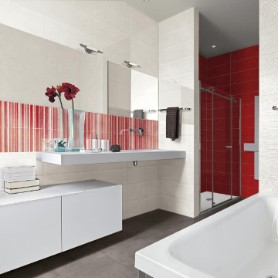 Marazzi Cloud - Rivestimento disponibile in 7 colori brillanti